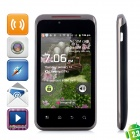 "G2 Android 2.3 GSM Smartphone w/ 3.5"" Capacitive Screen, Dual-Band, Wi-Fi and Dual-SIM - Black"