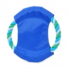 Pet Dog Flying Disk Toy - Blue