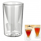 Creative Bombs Away Shot Glass Mug Cup - Transparent