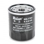 HO-7701 Car Iron Oil Filter for Toyota Crown 3.0 / Previa / Camry 3.0 / Lexus LS300 / Prado - Black