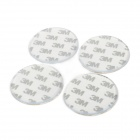 NST-501 Multifunction Round Protective Anti-slip Pad for Table / Couch / Cabinet Legs (4 PCS)
