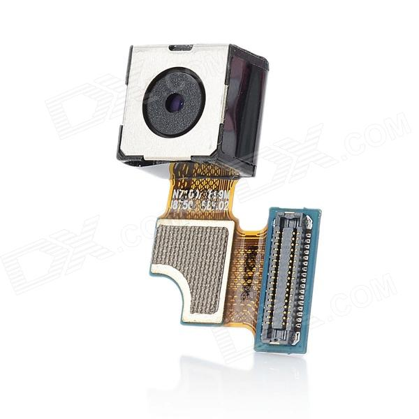 Genuine Samsung N7100 Replacement Back Rear Camera Module Flex Cable - Black + Golden replacement back camera circle lens for samsung galaxy s5 g900 black