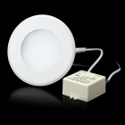 MZ-THD6W-Y 6W 540lm 6000K White LED Ceiling Light - White