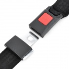 2-Point School Bus & Passenger Vehicle Safety Belt - Black