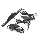 AC-350 Wireless Waterproof Car Rearview Camera w/ Transmitter/Receiver/5-IR LED Night Vision (PAL)