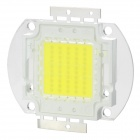 JR-50W-W 50W 5000lm 6500K LED Module - Silver + White + Yellow