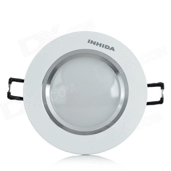 IHD-X03A005W.W 265V 255lm 3500K Warm White Light LED Ceiling Lamp - Ivory White