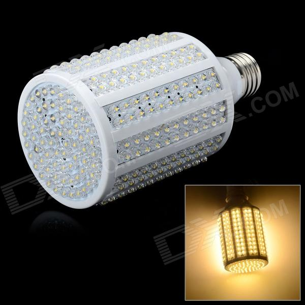 SENCART E26 20W 1980lm 3500K Warm White 330-LED Light Bulb - White (85~265V)