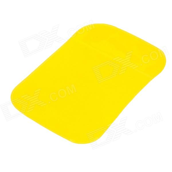 Anti-Slip Silicone Mat Pad for Ipad MINI - Yellow процессор other e5450cpu co 771 3 0g l5420 e5440