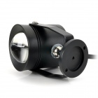 JR-10W 900lm 6000K 10W impermeable blanca de la lámpara LED Underwater Light - Negro (DC 12 ~ 24V)