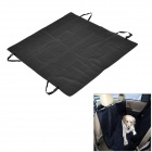 CD002 Pet Dog Cat Car Seat Water Resistant Matte - Schwarz
