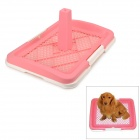 Pet Dog / Cat Toilet / Bed Pan - Pink (Size S)