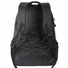 Oiwas 4092 Travel Water Resistant Nylon Backpack Bag - Black (36L)