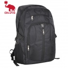 Oiwas 4102 Business Travel Water Resistant Dacron Backpack Bag - Black (37L)