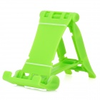 Creative F1 Racing Car Style Adjustable Support Holder for Mobile Phones - Green