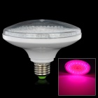 E27 7W 180lm 168-LED Red / Blue Light Plant Growing Lamp for Vegetable Greenhouse (160~260v)
