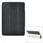 ENKAY ENK-3305 Protective PU Leather Case for iPad Mini - Black