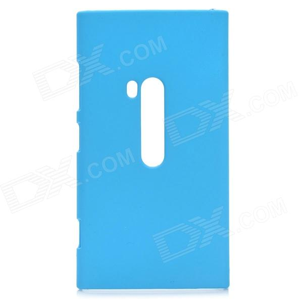 Protective Plastic Back Case for Nokia Lumia 920 - Blue
