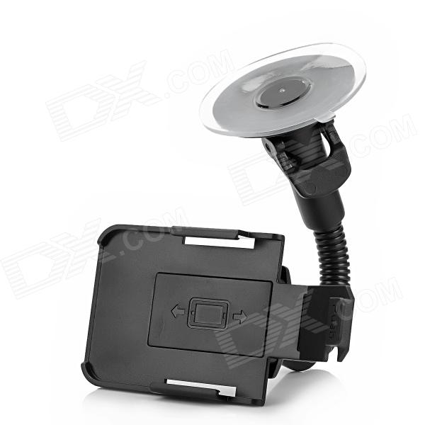 цены 360 Degree Rotatable Car Holder for Iphone 5 + More - Black