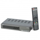 SKYBOX F4 1080P HD Digital Satellite Receiver - Black