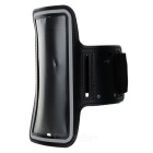 Stylish Sports Gym Arm Band Case for Samsung Galaxy Note II N7100 - Black