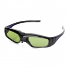 Universal Gonbes G11-1R 3D Active Shutter IR Glasses for TV - Black