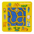 Xiao Guai Dan 0097 Go Getter Logic Jigsaw Game - Mummy Mystery