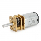 MPX020 DIY 3.0~12V Gear Motor - Silver (Max. 200rpm/min)
