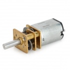 MPX020 DIY 3.0 ~ 12V Gear Motor - hopea (Max. 200 rpm/min)