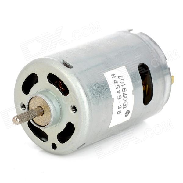Mpx013 Diy High Speed Motor For Boat Car Model Toy Silver