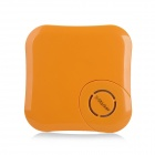 X-sticker 1010 Portable Vibration Speaker for PC / Cellphone / iPhone + More - Orange (2 x AAA)