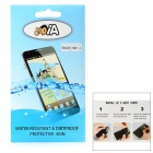 Ultra-Thin Protective TPU Waterproof Skin Cover for Samsung Galaxy Note II N7100 - Transparent White