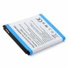 Replacement 3.7V 3800mAh Battery for Samsung Galaxy Note 2 N7100 - White + Blue