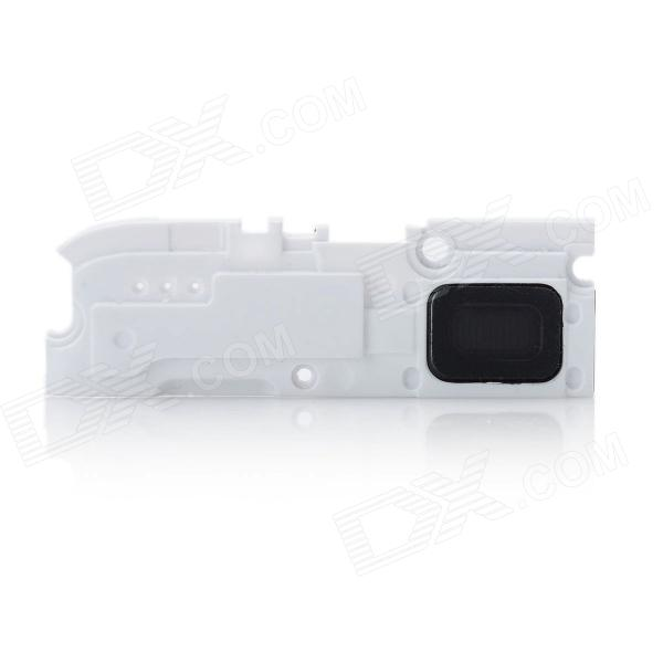 Replacement Ringer Loud Speaker Buzzer for Samsung Galaxy Note II N7100 - White + Black replacement ringer loud speaker module for samsung n7100 black