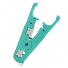 Pro'sKit 6PK-501 UTP/STP Wire Stripper Tool - Green