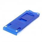 Portable 5-Angle Universal Stand Holder Support for Iphone / Ipad / Cell Phone - Blue