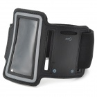 Stylish Sport Neoprene Armband for Ipod Nano 7 - Black