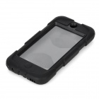 Robot Style Protective Full Protection Silicone Case for Ipod Touch 5 - Black