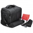 CADeN D3L Universal Water Resistant One Shoulder Bag for Camera - Black 
