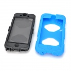 Cool Robot Style Protective Back Case for Ipod Touch 5 - Blue
