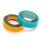 Funi CT-6636 Magnifying Glass Magnet Stickers - Red + Blue + Green + Black + Orange (5 PCS)