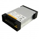 JK-12V-240W Water Resistant Switching Power Supply - Black + Silver (AC 100~240V)