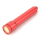 0081 Osram 1W 100lm White Mini Flashlight - Red (1 x AAA)