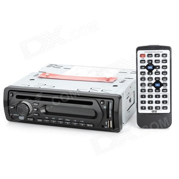 "Oiio DVD-6250 3.0"" LED Single Din Auto Car DVD + MP5 Media Player"
