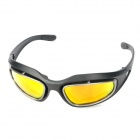 CARSHIRO XQ-045 UV Protective Riding Polarized Resin Lens Sunglasses for Men