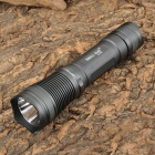 Small Sun ZY-F03 700lm 3-Mode White Flashlight w/ Cree XM-L T6 - Dark Gray (1 x 18650)