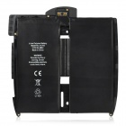 Replacement 3.75V 5400mAh Li-ion Battery for iPad - Black