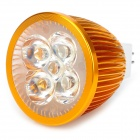MR16 5W 450lm 6500K 5-LED White Light Spotlight (12V)