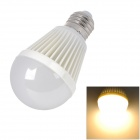 E27 5W 490lm 3300K 30-Epistar SMD 2835 Warm White Light Lamp (AC 85~265V)