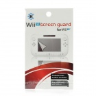 Protective PET Screen Protector für Nintendo Wii U GamePad - Transparent